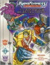 Transformers Armada Amazing Coloring & Activity Book - Bendon Publishing