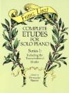 Complete Etudes for Solo Piano, Series I: Including the Transcendental Etudes - Franz Liszt, Ferruccio Busoni