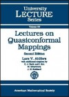 Lectures on Quasiconformal Mappings - Lars Valerian Ahlfors