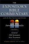 THE EXPOSITOR'S BIBLE COMMENTARY, volume 1, Genesis, General Old & New Testament - Frank E. Gaebelein