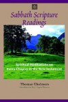 Sabbath Scripture Readings: Meditations on Every Chapter of the New Testament - Thomas Chalmers
