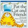 Pat the Cat & Friends Read Along Box Set - Jacqui Hawkins