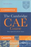 NOT A BOOK: The Cambridge Cae Course Audio Cassette Set - NOT A BOOK