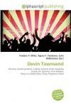 Devin Townsend - Agnes F. Vandome, John McBrewster, Sam B Miller II