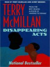 Disappearing Acts (MP3 Book) - Terry McMillan, Avery Brooks