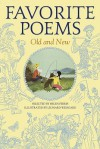 Favorite Poems Old and New - Helen Ferris, Leonard Weisgard