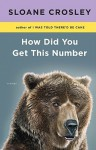 How Did You Get This Number - Sloane Crosley