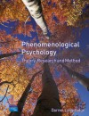 Phenomenological Psychology: Theory, Research, and Method - Darren Langdridge