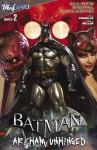 Batman: Arkham Unhinged #2 - Derek Fridolfs, Marly Halpern-Graser, Sefton Hill, Paul Crocker, Mike Miller