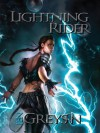 Lightning Rider (Alterations #1, New Adult Fantasy/Time Travel) - Jen Greyson