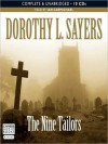 The Nine Tailors: Lord Peter Wimsey Series, Book 11 (MP3 Book) - Ian Carmichael, Dorothy L. Sayers