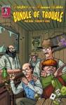 Knights Of The Dinner Table: Bundle Of Trouble, Vol. 25 - Jolly R. Blackburn, Brian Jelke, Steve Johansson, Mark Plemmons