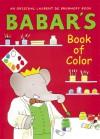 Babar's Book of Color - Laurent de Brunhoff
