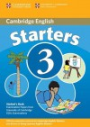 Cambridge Starters 3: Examination Papers from the University of Cambridge ESOL Examinations - Cambridge University Press