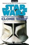 Star Wars Clone Wars 1 (German Edition) - Karen Traviss, Peter Bondy