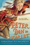 Peter Pan in Scarlet - Geraldine McCaughrean, Scott M. Fischer
