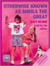 Otherwise Known as Sheila the Great (Audio) - Judy Blume