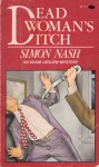 Dead Woman's Ditch - Simon Nash, Raymond Chapman