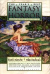 The Year's Best Fantasy and Horror: 6th annual collection - Robert Silverberg, Ellen Datlow, Reginald McKnight, M.R. Scofidio