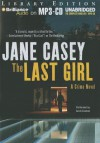 The Last Girl - Jane Casey, Sarah Coomes
