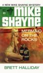 Mermaid on the Rocks - Brett Halliday, Robert McGinnis