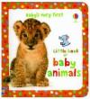 Baby's Very First Book of Baby Animals - Stella Baggott