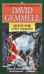 Quest for Lost Heroes - David Gemmell