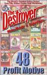 Profit Motive (Destroyer #48) (The Destroyer) - Richard Ben Sapir, Warren Murphy