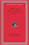 Metamorphoses (the Golden Ass), Volume II: Books 7-11 - Apuleius, J. Arthur Hanson