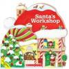 Shaped Board Book (Santa's Workshop) - Jill Ackerman