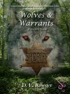Wolves and Warrants (Faxfire Series, #2) - D.F. Krieger
