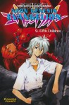 Neon Genesis Evangelion 9 - Fifth Children - Yoshiyuki Sadamoto, Gainax