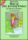 The Little Tale of Mr Jeremy Fisher Coloring Book - Beatrix Potter