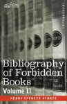 Bibliography of Forbidden Books 2 - Henry Spencer Ashbee