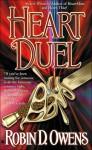 Heart Duel (Celta's Heartmates, #3) - Robin D. Owens