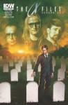 The X-Files: Season 10 #2 - Joe Harris, Michael Walsh, Carlos Valenzuela