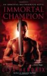 Immortal Champion - Lisa Hendrix