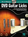 DVD Guitar Licks [With DVD] - Andrew DuBrock, Chad Johnson, Michael Mueller
