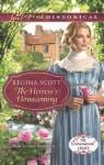 Mills & Boon : The Heiress's Homecoming (The Everard Legacy) - Regina Scott