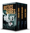 The Justice Series Boxed Set - M.A. Comley