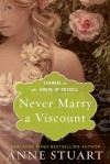 Never Marry a Viscount - Anne Stuart