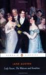 Lady Susan, The Watsons, Sanditon (Penguin Classics) - Jane Austen