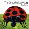 The Grouchy Ladybug Board Book (Board Book) - Eric Carle