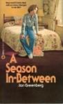 A Season In-Between - Jan Greenberg