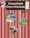 Complete Curriculum: Grade 2 (Flash Kids Harcourt Family Learning) - Flash Kids Editors