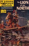 Classics Illustrated 155 of 169 : Lion of the North - G.A. Henty