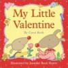 My Little Valentine - Carol Roth, Jennifer Beck Harris