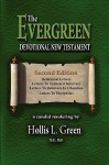 The Evergreen Devotional New Testament - Hollis Lynn Green