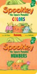 Spookley the Square Pumpkin: Colors & Numbers - Joe Troiano, Nan Brooks
