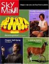 SkyMaul: Happy Crap You Can Buy from a Plane - Kasper Hauser, Robert Baedeker, Dan Klein, John Reichmuth, James Reichmuth, Kasper Hauser